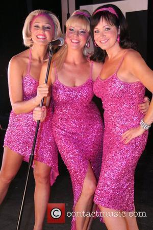The Sheilas Carly, Cathi and Emma from the Sheilas' Wheels Car Insurance advertisements shoot the video for their debut single...