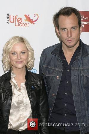 Amy Poehler and Will Arnett Comedy Central's 'Night of Too Many Stars: An Overbooked Concert for Autism Education' at the...