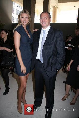 Ivanka Trump and guest Donald Trump announces the launch of Trump SoHo Hotel Condominium New York New York City, USA...