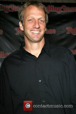 Simpsons A Highlight For Tony Hawk