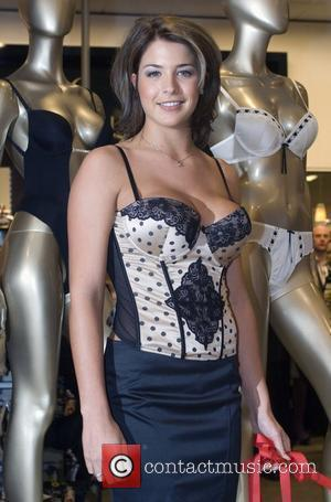 Actress Gemma Atkinson  launches new brand Ultimo D-G and the first ever Ultimo shop at the newly opened Debenhams...