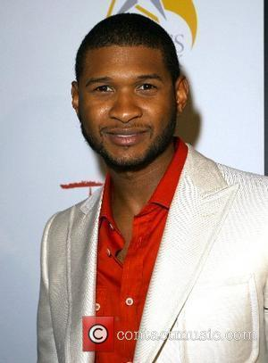 Usher Provides Jackie Collins With Inspiration