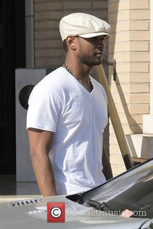 Usher Denies Wife's Alleged Video Set Feud
