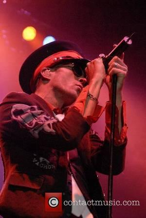 Scott Weiland Takes Up Martial Arts