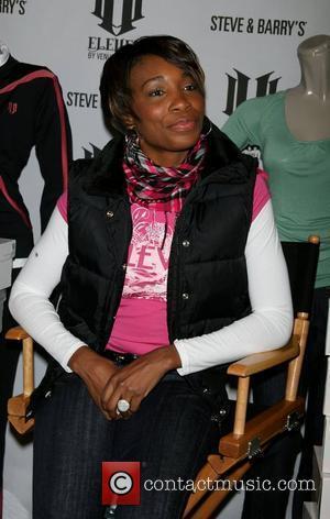 Venus Williams Engaged