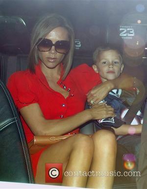 Beckham Throws Birthday Party For Mum