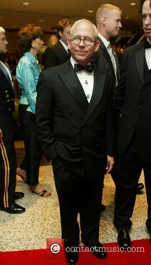 Bob Balaban White House Correspondents' Association dinner at the Washington Hilton - arrivals Washington DC, USA - 26.04.08