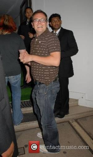 Alan Carr,  Wimbledon Pre-Party at Kensington Roof Gardens - Departures London, England - 21.06.07