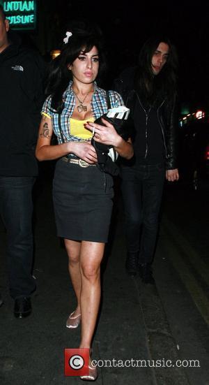 Winehouse Is Recording Bond Track