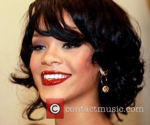 Rihanna Upsets Wedding Guests With Revealing Dress
