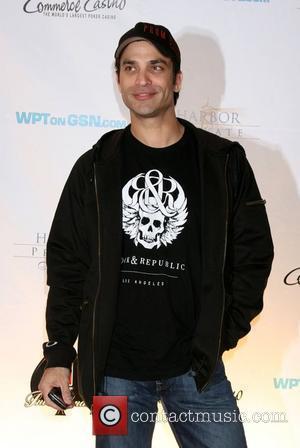 Jonathan Schaech 6th Annual World Poker Tour Celebrity Invitational held at Commerce Casino - Arrivals Los Angeles, California - 01.03.08