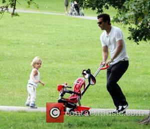 Rossdale's Tennis Obsession