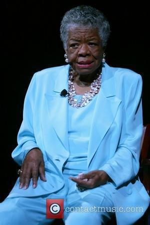 Maya Angelou  AARP's 50th annual conference at the Washington Convention Center Washington DC, USA - 05.09.08