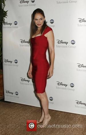 Amy Brenneman Disney and ABC's TCA - All Star Party at The Beverly Hilton Hotel Beverly Hills, California - 17.07.08