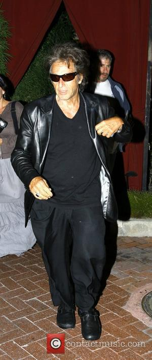 Pacino Honoured In Rome