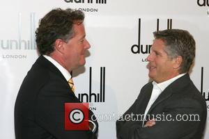 Piers Morgan and Donny Deutsch go head to head in the Alfred Dunhill debate at the newly opened Madison Avenue...