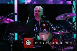 Phil Selway of Radiohead All Points West Music and Arts Festival at Liberty State Park - Day 2 Jersey City,...