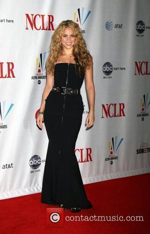 Shakira Takes Children's Charity Global