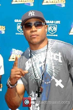 LL Cool J BET Awards 2008 at the Shrine Auditorium - Arrivals Los Angeles, California - 24.06.08