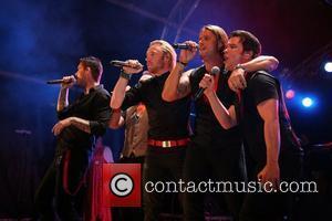 Boyzone Stars Rehearsed In Toilet