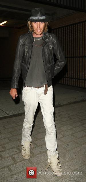 Rhys Ifans leaving the Bungalow 8 club London, England - 12.08.08