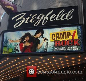 The New York Premiere of the Disney Channel's 'Camp Rock' held at the Ziegfeld Theatre - Arrivals New York City,...