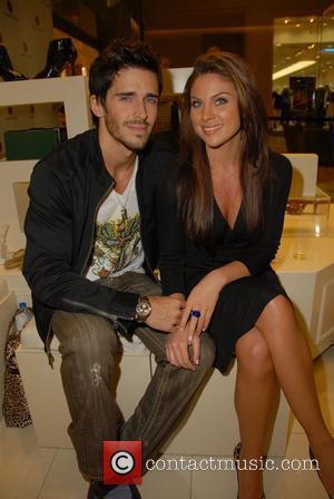 Nadia Bjorlin and Actor Brandon Beemer