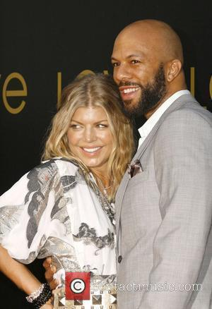 Fergie and Common Cartier Charity Love Bracelet Launch - Arrivals held at a Private Residence  Los Angeles, California -...