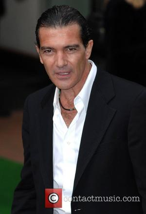 Banderas Sniffs Out Charity Cash With New Scent