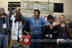 Chubby Checker Gets Twisting In The Kitchen