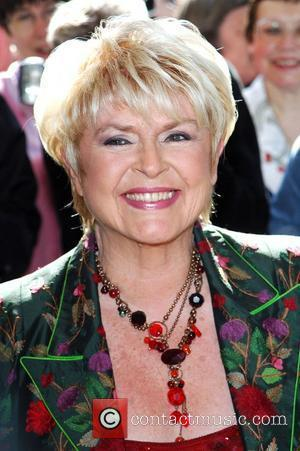 Gloria Hunniford Sir Cliff Richard's 50th Anniversary Tribute Lunch at The Dorchester London, England - 19.09.08