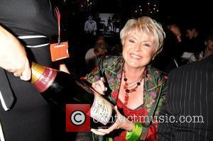 Gloria Hunniford Cliff Richard's 50th Anniversary Tribute Lunch at the Dorchester Hotel to aid the Variety Club Children's Charity -...
