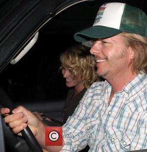 David Spade outside Coco De Ville in West Hollywood Los Angeles, California - 08.07.08