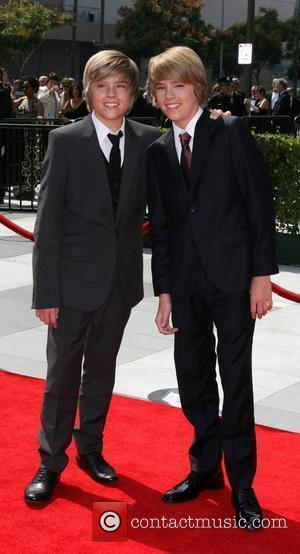 Dylan Sprouse, Cole Sprouse 60th Primetime Creative Arts Emmy Awards at the Nokia Theatre - arrivals Los Angeles, California -...