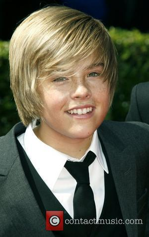 Dylan Sprouse  60th Primetime Creative Arts Emmy Awards at the Nokia Theatre - arrivals Los Angeles, California - 13.09.08