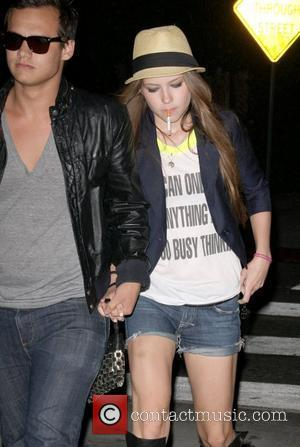 Daveigh Chase arrives at the Crown Lounge smoking a cigarette and with a mystery man  Los Angeles, California -...