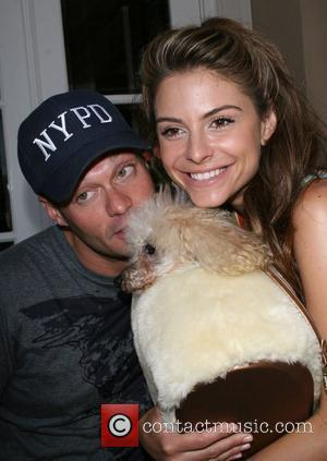 Ryan Seacrest and Maria Menounos