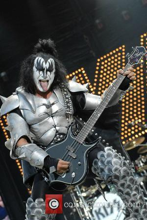 Kiss Stars Surprise Cancer Survivor