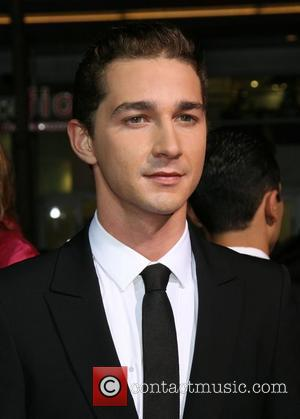 Labeouf's Smashed Hand Forces Actor To Drop From Film