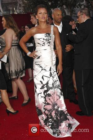 Vanessa Williams 60th Annual Primetime Emmy Awards held at Nokia Theatre _ Arrivals Los Angeles, California - 21.09.08