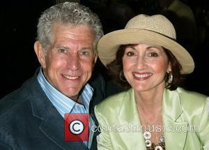 Tony Roberts, Robin Strasser The 22nd Annual Broadway Cares Broadway Flea Market in Shubert Alley New York City, USA -...