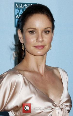 Sarah Wayne Callies Fox All-Star Party At The Pier - Arrivals held at the Santa Monica Pier Santa Monica, California...