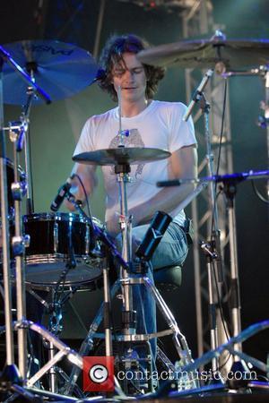 Wouter DeBacker aka Gotye Fuji rock festival - Day 2 Naeba, Japan - 26.07.08