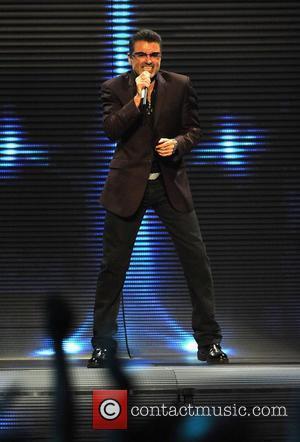 George Michael Flies Out Of U.k.