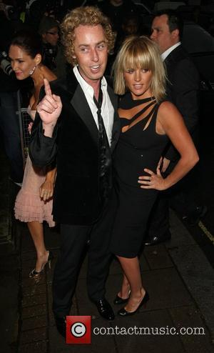 James Brown, Davinia Taylor, Berkeley Square Gardens and Glamour Women Of The Year Awards