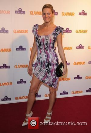 Tess Daly Glamour Women Of The Year Awards 2008 held at Berkeley Square Gardens - arrivals London, England - 03.06.08