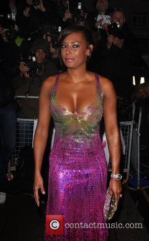 Mel B Spices Up World Tour