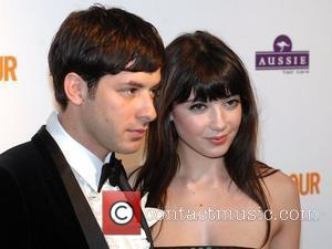 Mark Ronson and Daisy Lowe Glamour Women Of The Year Awards held at Berkeley Square Gardens - Arrivals. London, England...