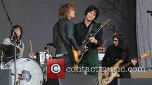The Raconteurs Rush Album Release