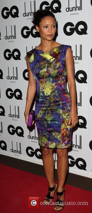 Thandie: 'I Love Labour'